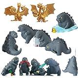 Xcoser ゴジラ キング・オブ・モンスターズ フィギュア ランダム発送 可愛い 12種類あり