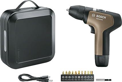 Bosch YOUseries Drill Atornillador de batería (1 batería, en estuche de almacenaje)
