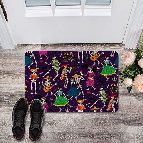 Prime Leader Soft Outdoor Indoor Doormats Absorbs Mud Carpet- 18