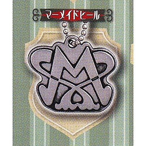 "FAIRY TAIL Guild Emblem Metal Charm No.5 Mermaid Heel JAPAN 1"""