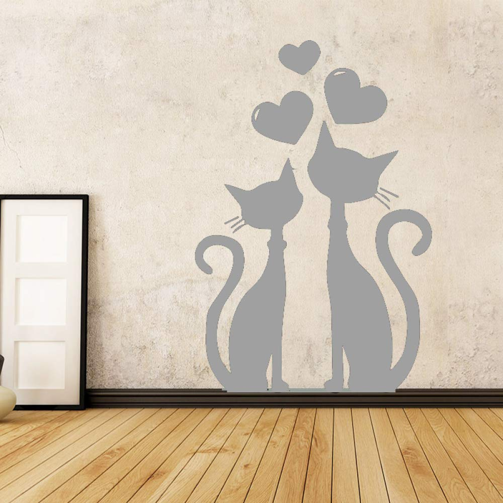 guijiumai Cocoplay American-Style Girl Cartoon Wall Decals ...