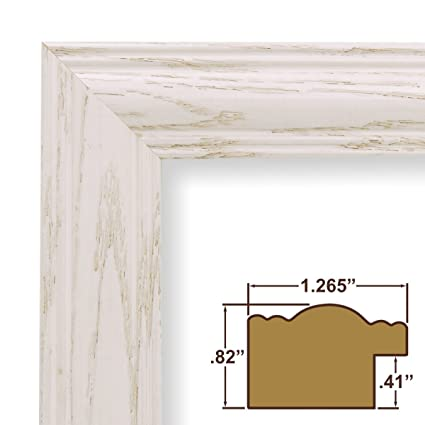 Amazon.com - 12x36 Picture / Poster Frame, Wood Grain Finish, 1.265 ...