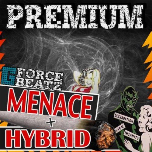 G-force Drums - Menace   Hybrid