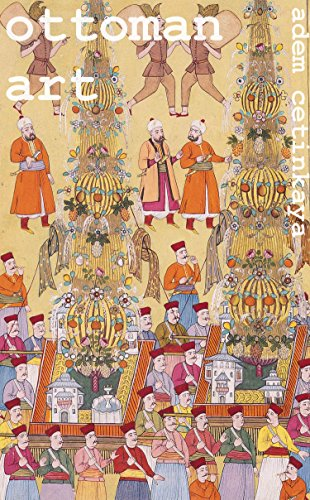 Adem Cetinkaya Books Ottoman Art