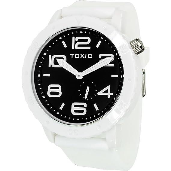 Tóxicos Area 51 limitada tx50004-ac Hombres del reloj: Amazon.es: Relojes