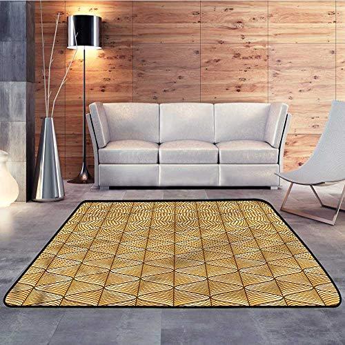 (All Weather mats,Brown,Lisbon Ceramic Tiles DesignW 59