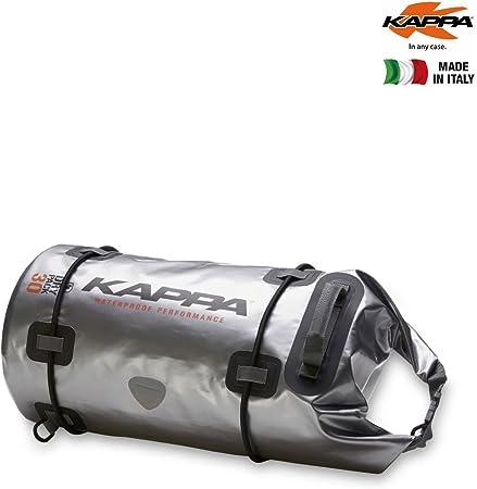 título Adjuntar a hablar  Kappa – Borsa da Sella Impermeabile Dry Pack Waterproof Da Moto 30 Litri  wa401s: Amazon.co.uk: Car & Motorbike