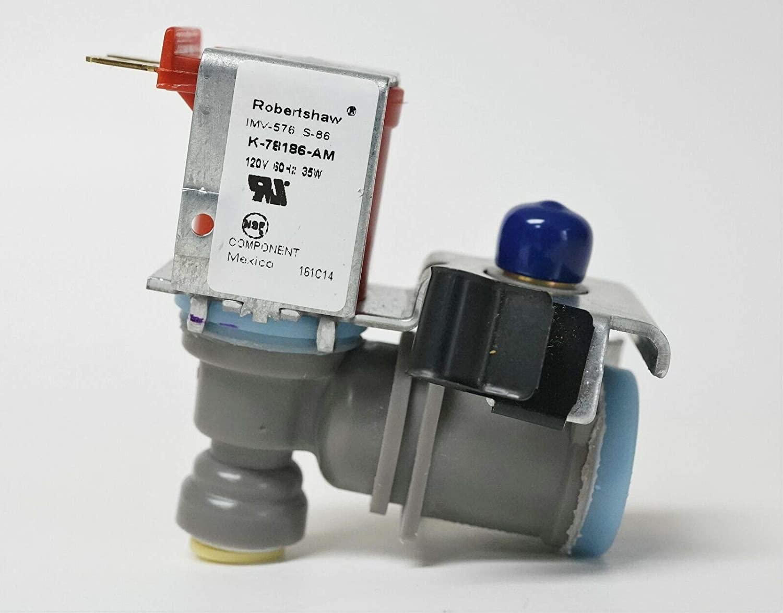 Refrigerator Ice Maker Water Valve for Whirlpool 2315576