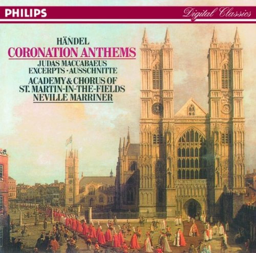 Handel: Coronation Anthems by Philips