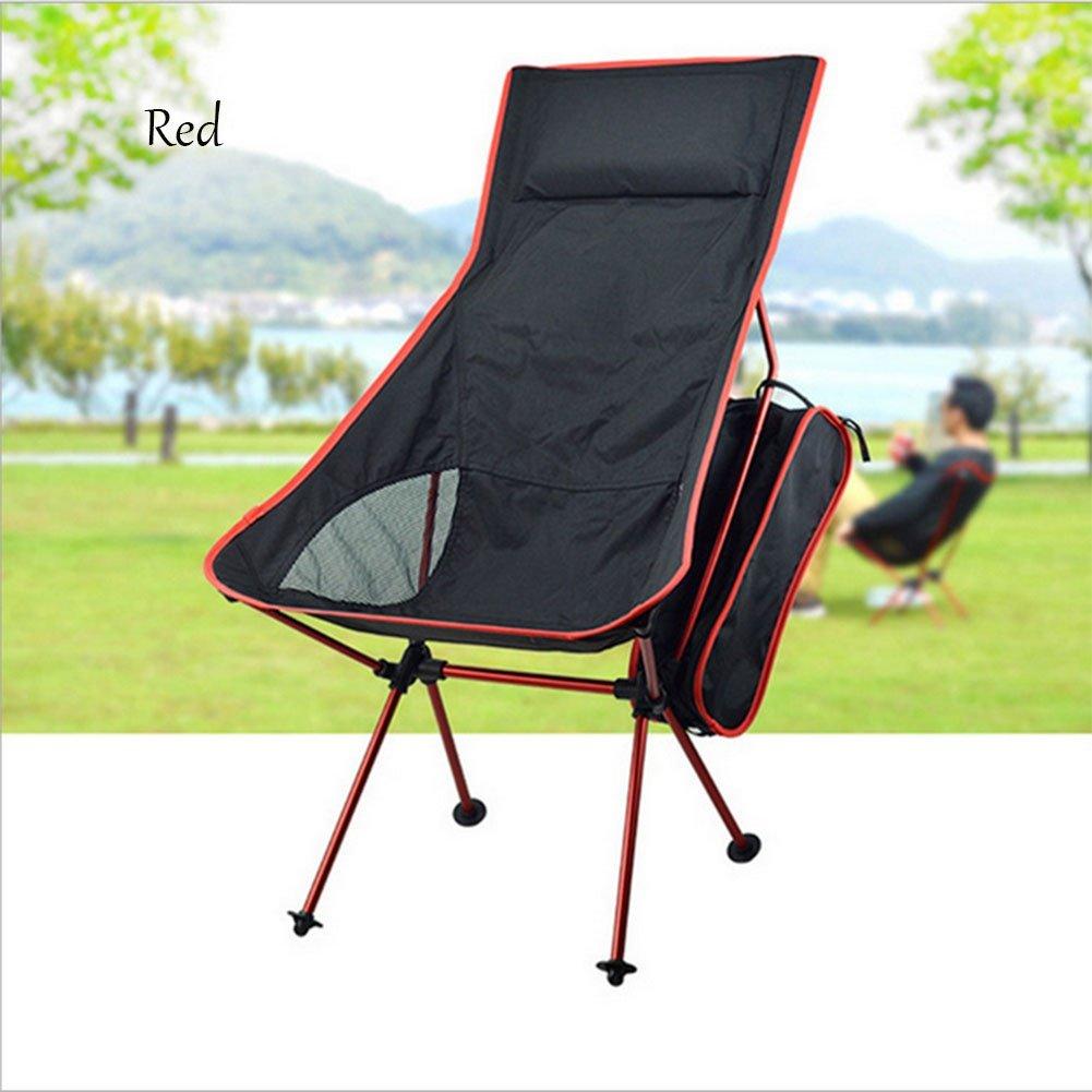Zp-Moon Stuhl Im Freien Portable Klappstuhl Aluminium Direktor Stuhl