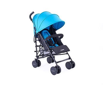 Baby Monsters Silla Paseo Fast Color Azul: Amazon.es: Bebé