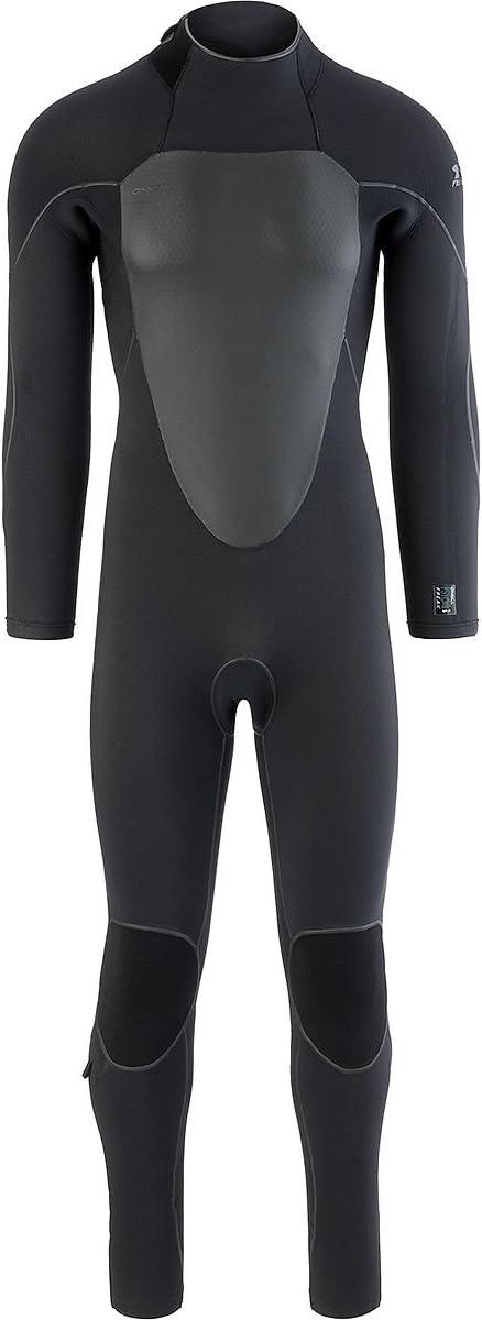 O Neill Mens Psycho-Freak Zen Zip 4 3 SSW Wetsuits