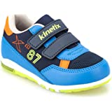Kinetix Melsi Erkek Bebek Ayakkabı, Mavi (Saks 73Z), 21