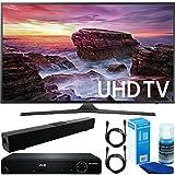 Best Samsung Streaming Media Players - Samsung (UN40MU6290) Flat 40