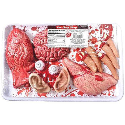 Meat Market Value Pack | Halloween Decor - Buy Online in UAE  | Toys