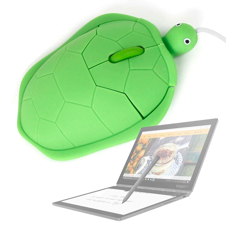 DURAGADGET Ratón con Forma De Tortuga para Portátil Lenovo ...