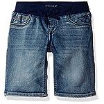 Vigoss Girls' Knit Waist Bermuda Short