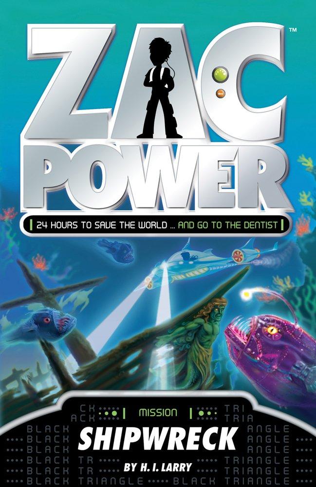 Shipwreck (Zac Power) pdf