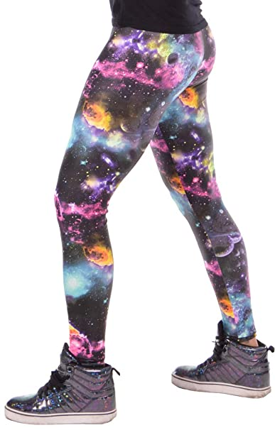 Amazon.com: Leggings para hombre Revolver Fashion Colorful ...