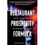 Restaurant Prosperity Formula™: What Successful Restaurateurs Do