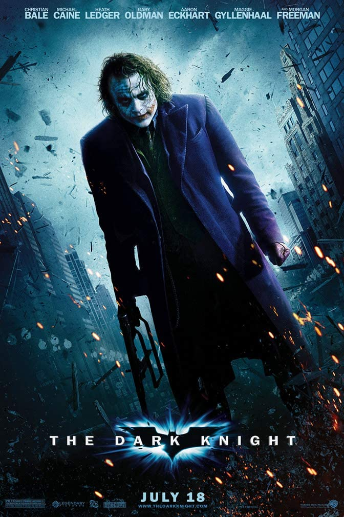The Dark Knight Movie Poster 24