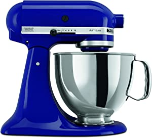 KitchenAid RRK150BU5 Qt. Artisan Series - Cobalt Blue (Renewed)