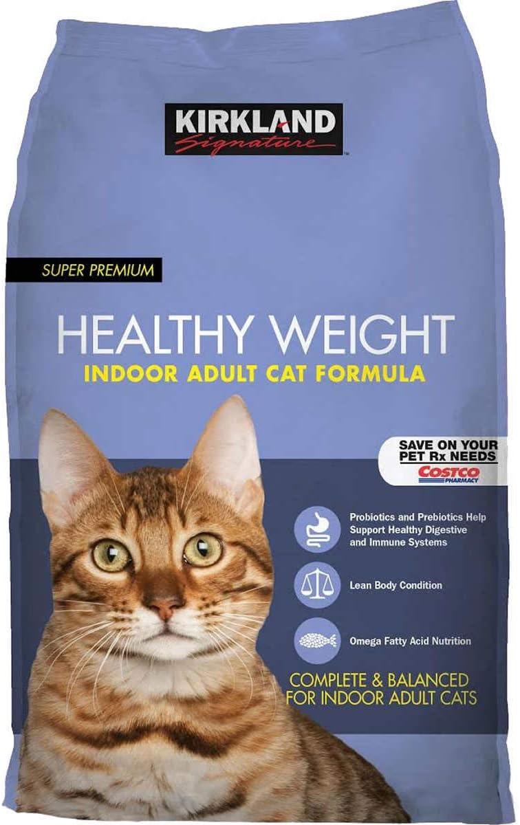 Dealmor Super Premium Healthy Weight Indoor Adult Cat Food Formula 20lb Bag