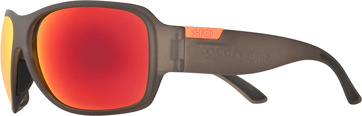 Shred Sonnenbrille Provocator Noweight Popsicle, Charcoal, One Size, Dsgpnwf11