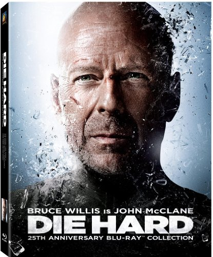 Die Hard: 25th Anniversary Collection (Die Hard / Die Hard 2: Die Harder / Die Hard with a Vengeance / Live Free or Die Hard / Decoding Die Hard) [Blu-ray] Anniversary Collectors Set