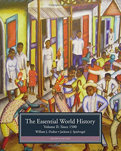Essential World History:V.Ii Since 1500