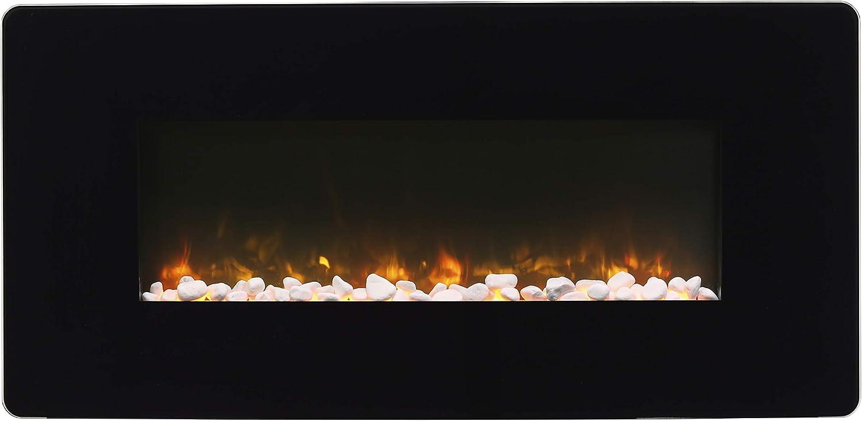 DIMPLEX Winslow Electric Fireplace, 35-INCH, Black
