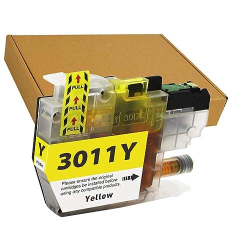 Amazon.com: LC3011 Cartuchos de tinta compatibles para ...