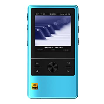 Cayin N3 DAP, Master Quality Digital Audio Player (Cyan) MP3/MP4 Players at amazon