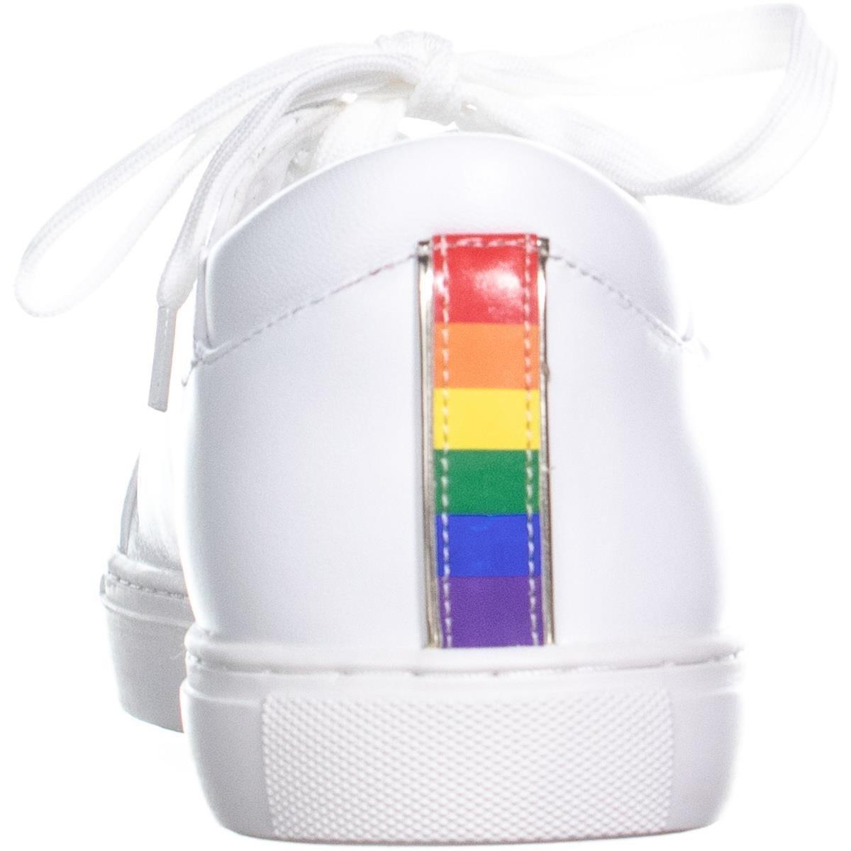Kenneth Cole Women's 6.5 Kam Pride Sneaker B071XY767S 6.5 Women's B(M) US|White 4a7ca4