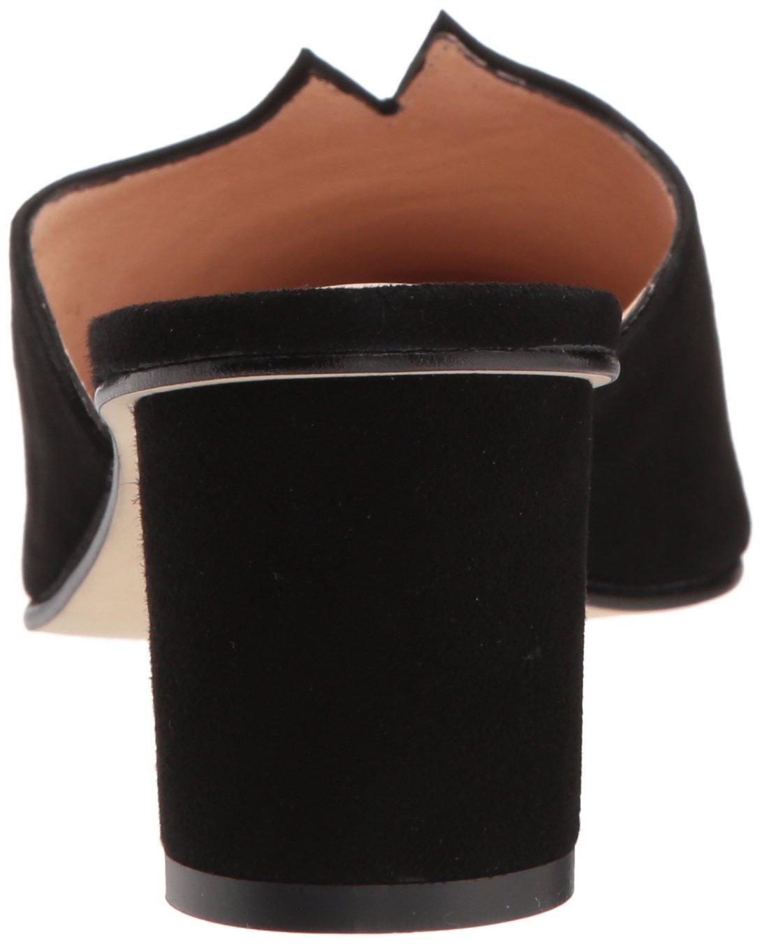French Sole FS/NY Women's Beck Mule B0765HMG3W 11 B(M) US|Black