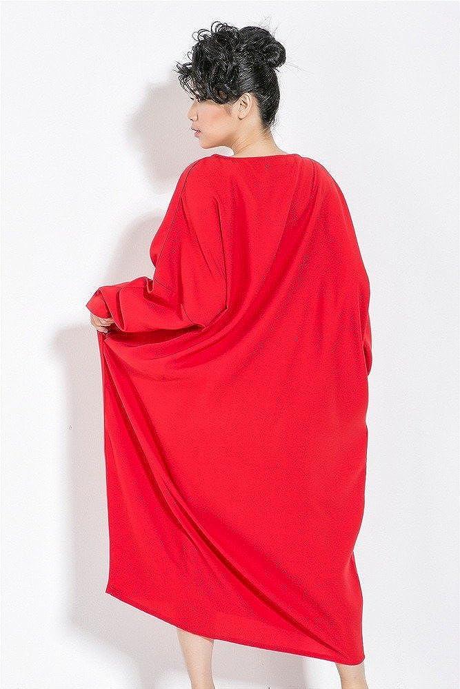 Angel/&Lily Sleeve Batwing Boxy fit Dress plus1x-10x