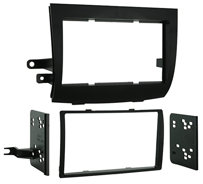 Metra 95-8208 Double DIN Installation Kit for 2004-2007 Toyota Sienna Vehicles