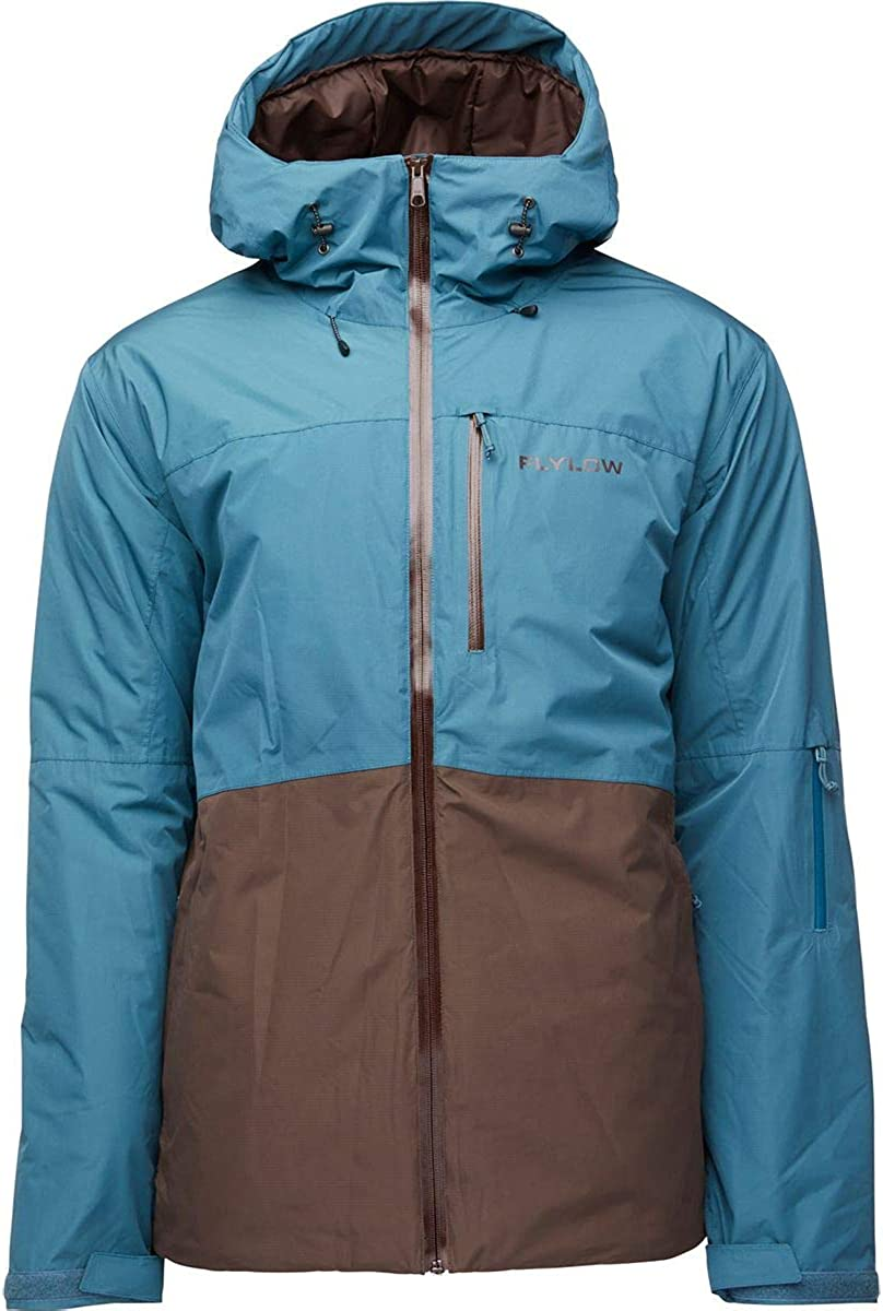 Flylow Men's Cobra Jacket - Synthetic Down Insulated Waterproof Storm Shell