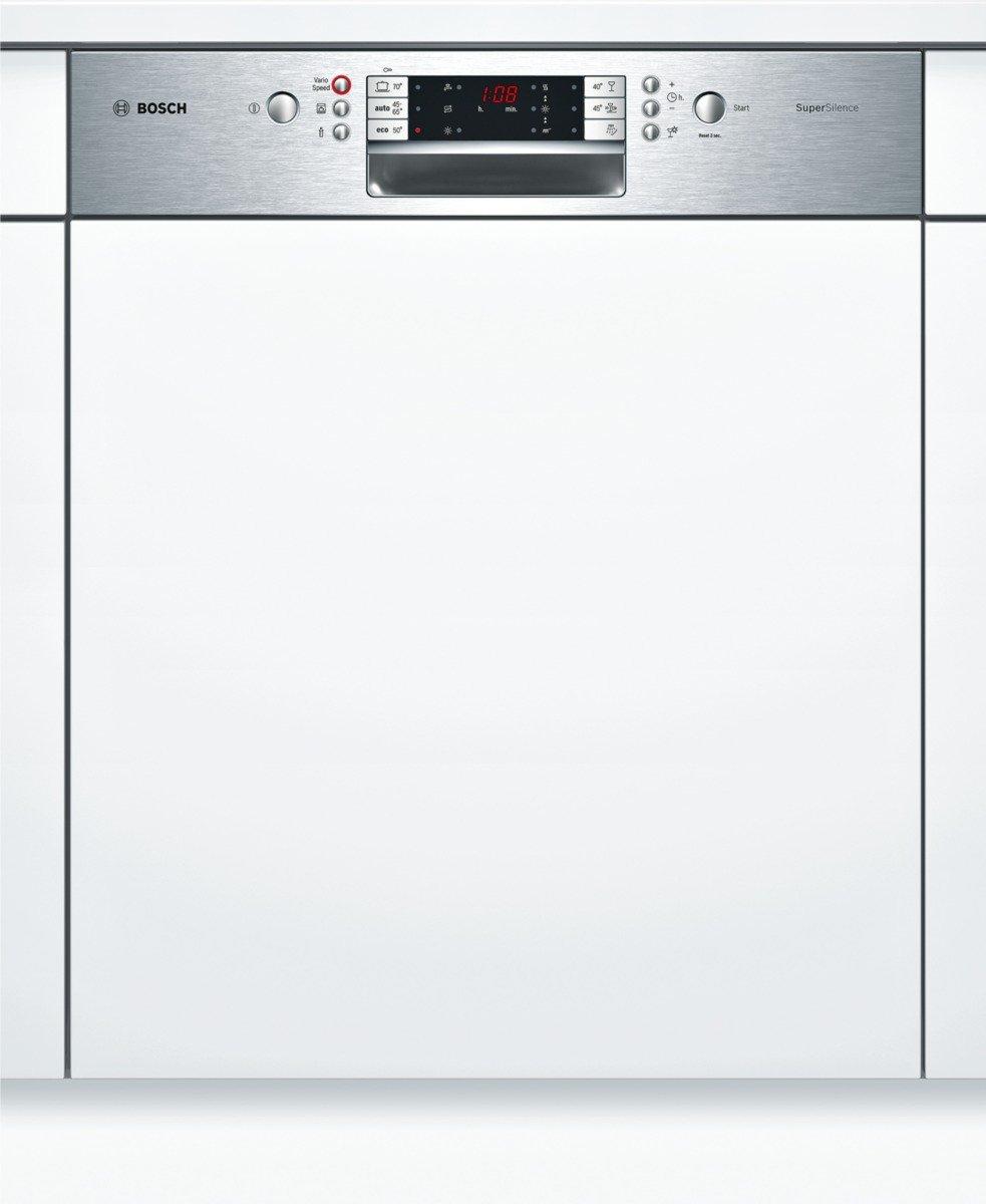 Bosch Smi69m85eu Teilintegrierbarer Geschirrspuler Einbau A A
