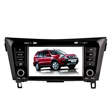 Amazon Com 8 Inch Touch Screen Car Gps Navigation For Nissan X