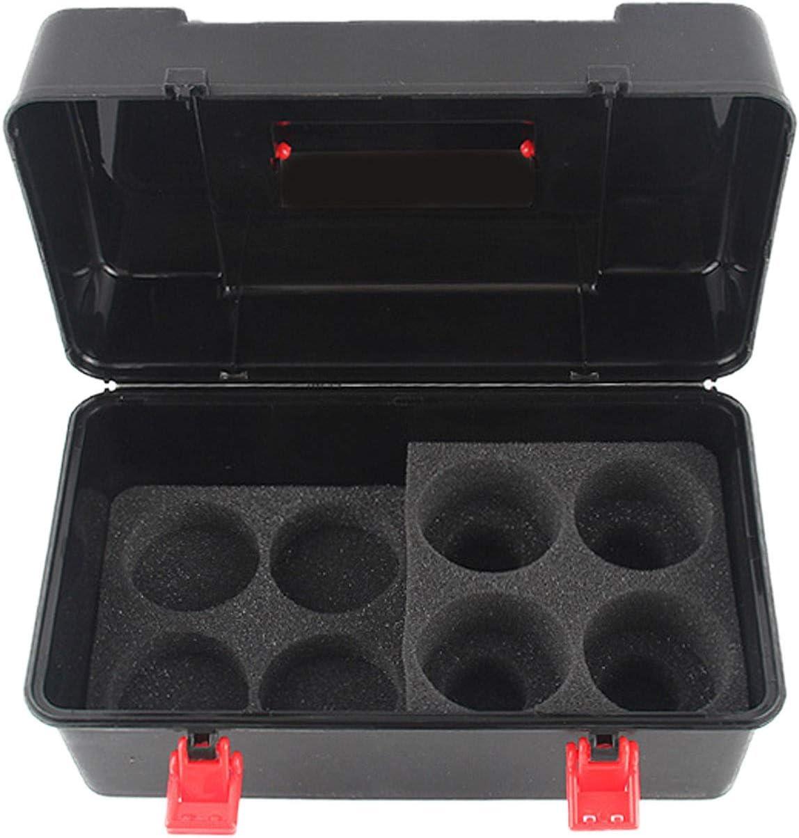12x Beyblade Burst B-68 Storage Bag Case Set mit Launcher Grip Kinder Geschenk