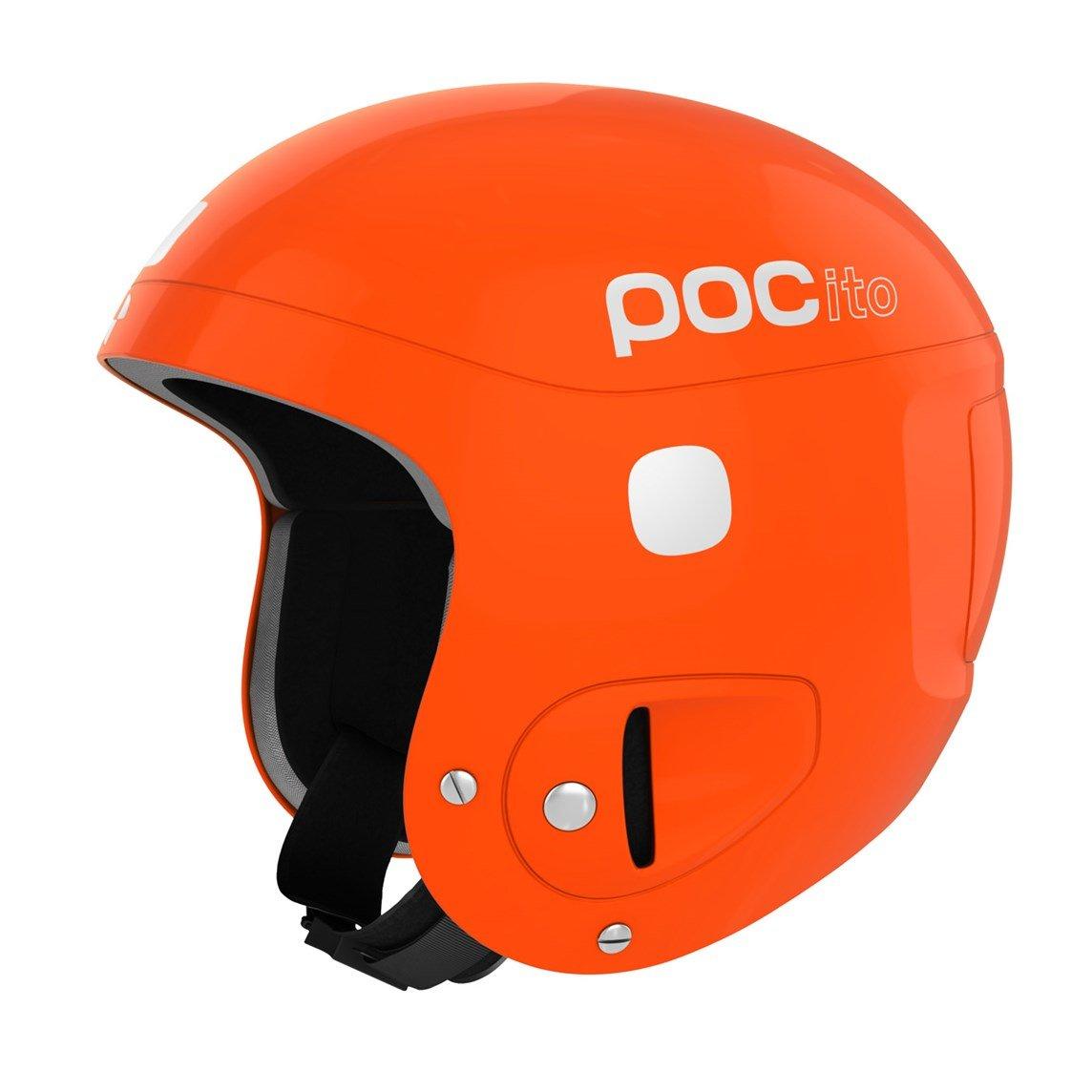 POC POCito Helmet (Fluorescent Orange, Adjustable)