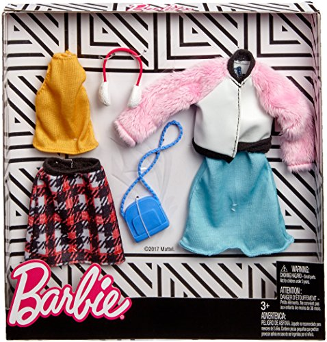 Barbie Winter Fashion, 2 Pack