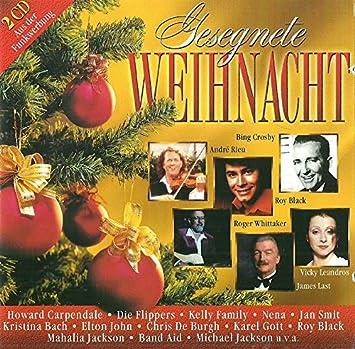 Verschiedene Weihnachtslieder.Various Jan Smit Roger Whittaker Howard Carpendale Kristina Bach