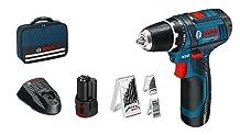 Bosch GSR 12V-15  : un bon petit basique pour les bricoleurs occasionnels