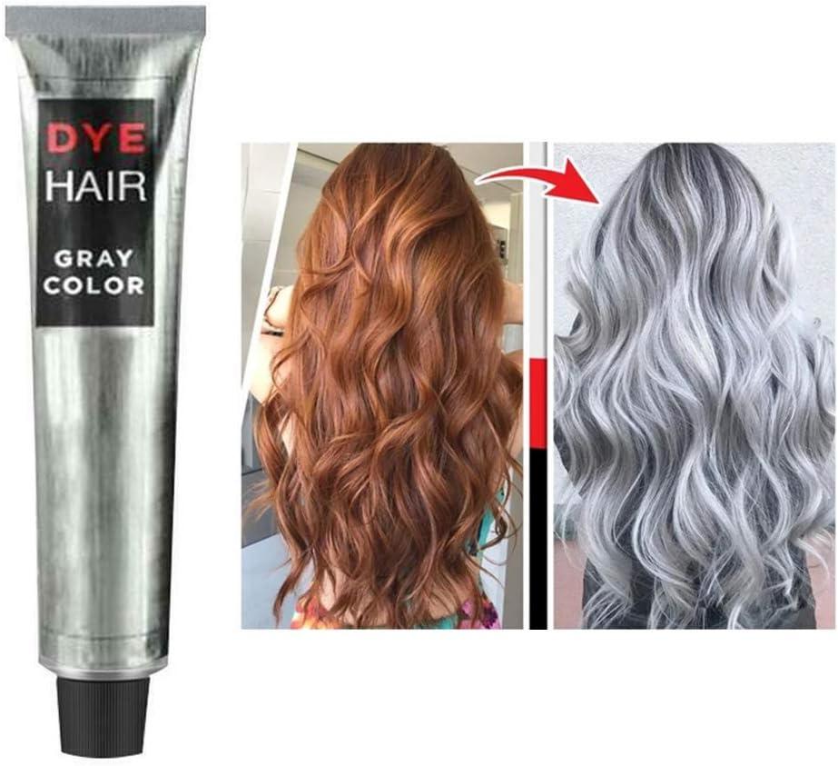 Crema para el cabello de 3 piezas, tinte permanente para el ...
