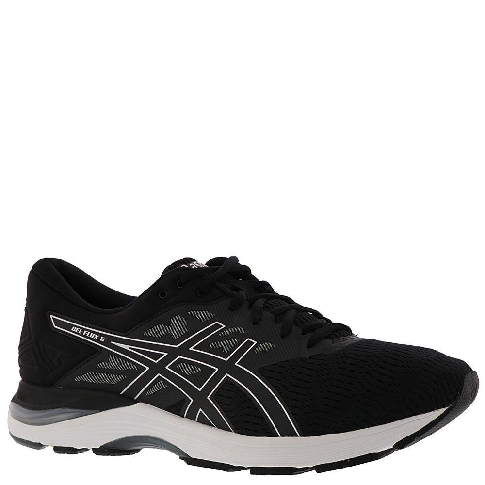 ASICS Men's Gel-Flux 5 Running Shoe B0716XHFTY 9 D(M) US|Black/Silver/Carbon