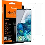 Spigen Neo Flex designed for Samsung Galaxy S20 PLUS Screen Protector [2 Pack] - In-screen Fingerprint sensor compatible - Full cover Flexible