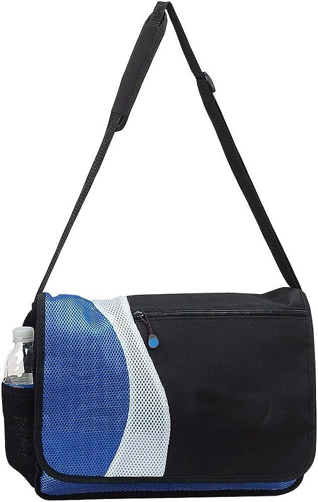 All-star School Meeting Messenger Bag- Blue