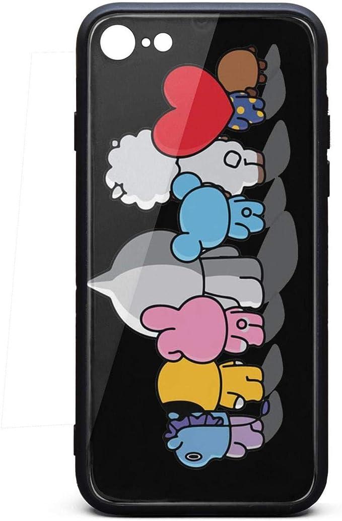 Coque de Protection pour 6/iPhone 6S Bts-bt21-cartoon- Dad arrière ...